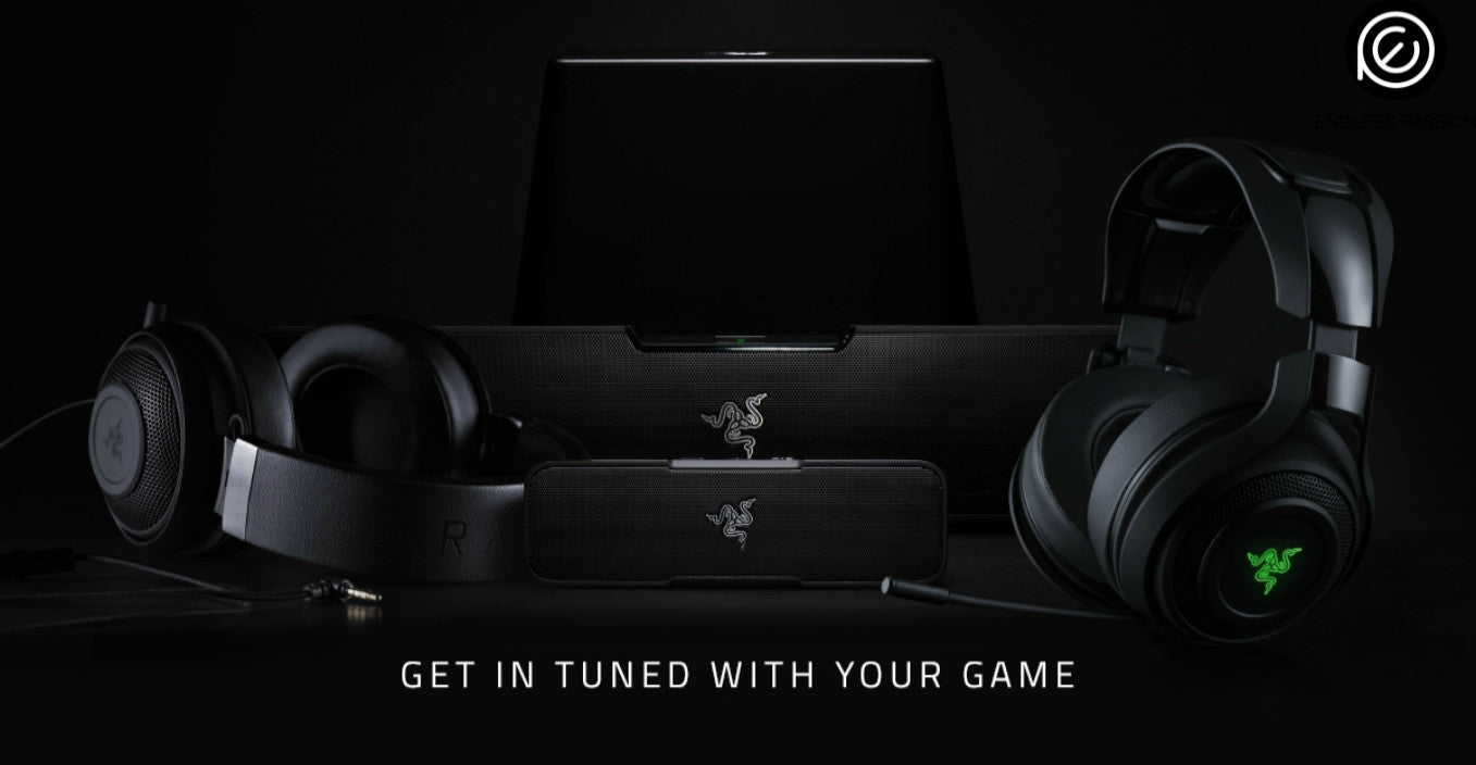 Razer Gaming Headset & speaker promotion!