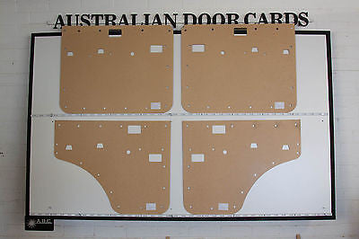 Toyota FJ55 Land Cruiser Station Wagon Door Cards. 1967–1980