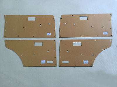 Holden Gemini TD, TE, TF, TG Door Cards - Sedan