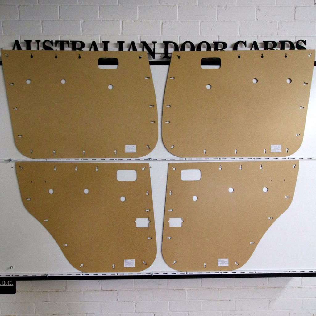 Toyota 80 Series Landcruiser Door Cards - Base Model - SUV