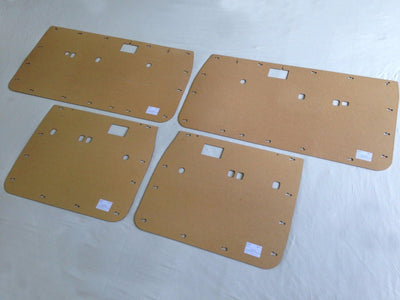Toyota Hilux Door Cards - 5th Generation 1988-1997 - Dual Cab Ute