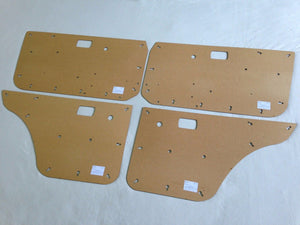 Madza 323 Door Cards - 1977 - 1979 Models - Sedan, Wagon
