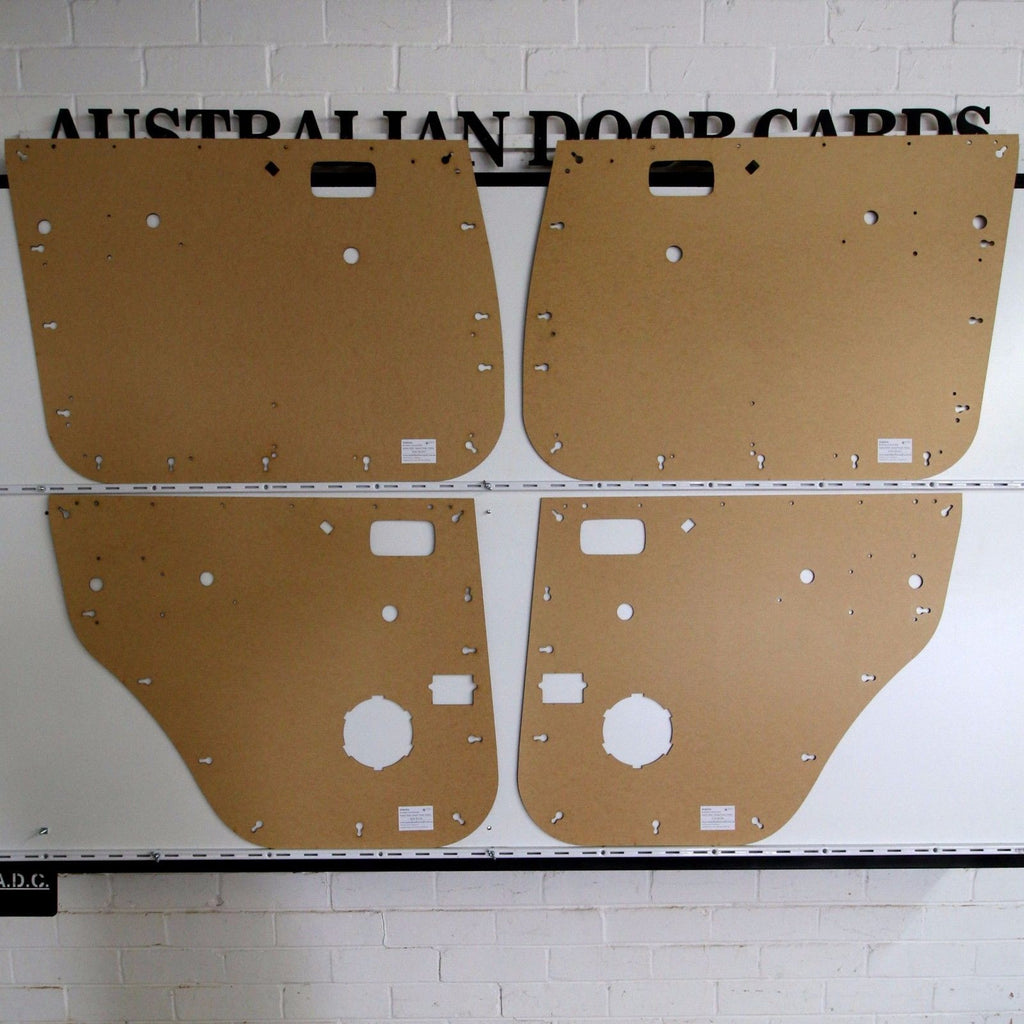 Toyota 80 Series Landcruiser Door Cards - Standard Model - SUV