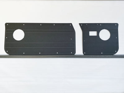 Nissan GQ Patrol Y60 Rugged ABS Wagon Barn Door Panels