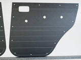 Toyota Landcruiser 80 Series Rugged ABS Door Cards - Manual Window Models