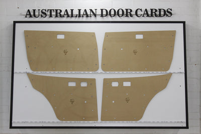 Chrysler Galant (A112, A114, A115) Door Cards - Sedan, Wagon Trim Panels