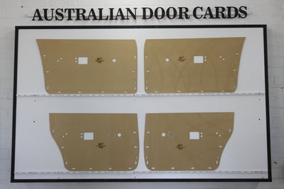Chrysler Valiant VH, VJ, VK, CL, CM Door Cards - Sedan, Wagon
