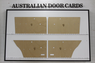 Ford Consul Cortina MK1 Door Cards - 4 Door Saloon Sedan, 5 Door Estate Wagon Trim Panels