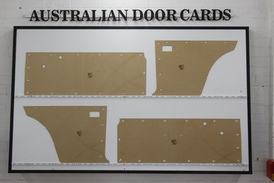 Ford Cortina MK2 Door Cards - Coupe Trim Panels