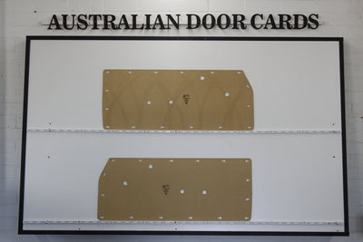 Ford Escort MK1 Front Door Cards - Coupe, Panel Van