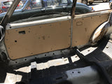 Ford Escort MK2 Door Cards Flat, Modified Original - 2 Door Coupe