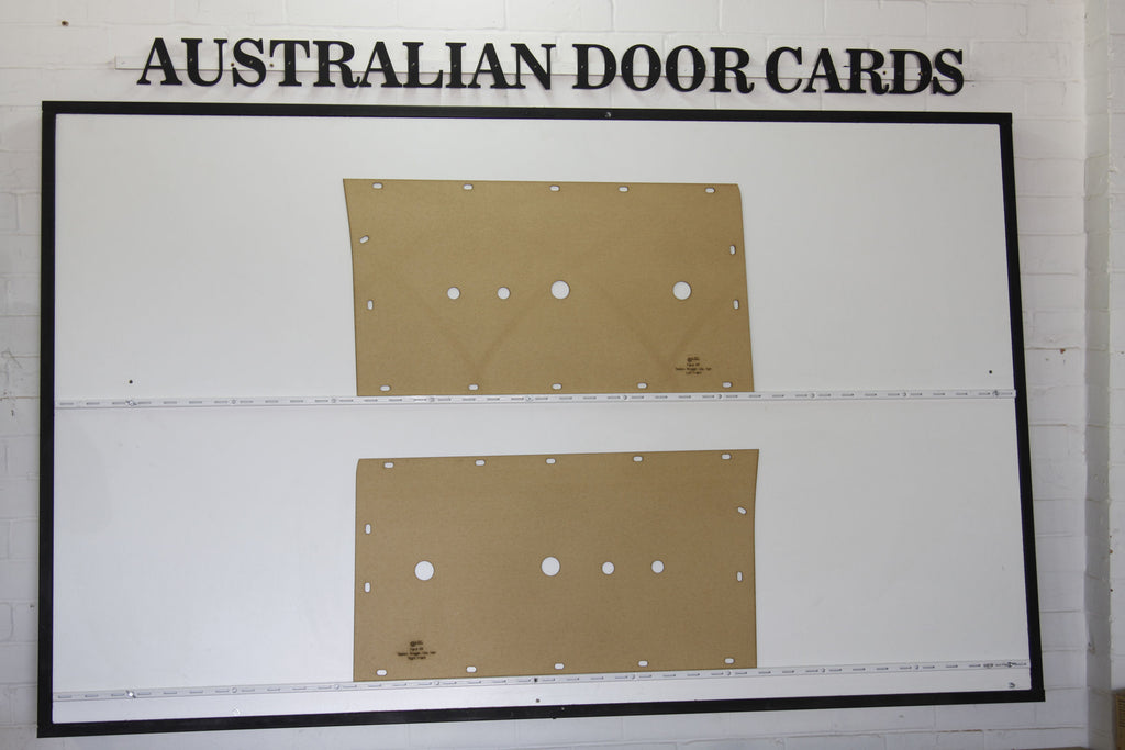 Ford Falcon XR Front Door Cards Sedan, Wagon, Ute, Van Trim Panels