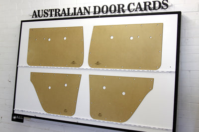 Holden EH, EJ Door Cards - Sedan, Wagon