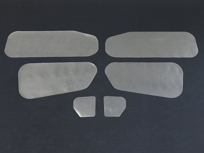 Holden EH, EJ Inner Door Gaskets, Trim Moisture Dust Seals - Sedan, Wagon