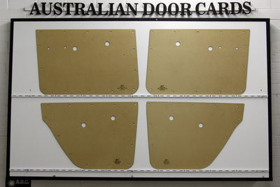 Holden HD, HR Door Cards - Sedan, Wagon
