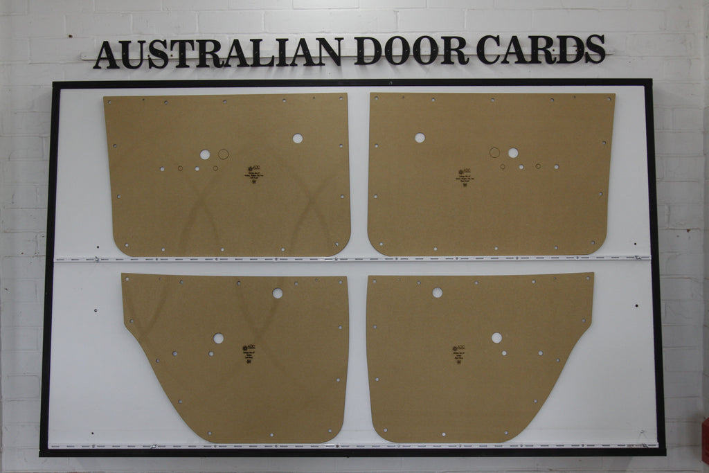 Holden HG HT Door Cards - Sedan Trim Panels