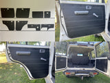 Toyota Landcruiser VDJ76 Wagon Manual ABS Kit x8 Panels Rugged Waterproof