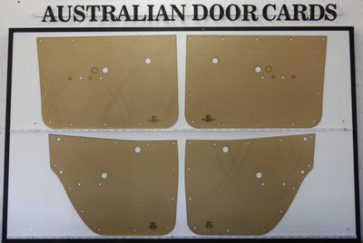Holden HK Door Cards Sedan, Wagon Trim Panels