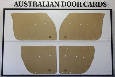 Chrysler Valiant R Series, S Series Door Cards - RV1 SV1 - Sedan, Wagon Trim Panels