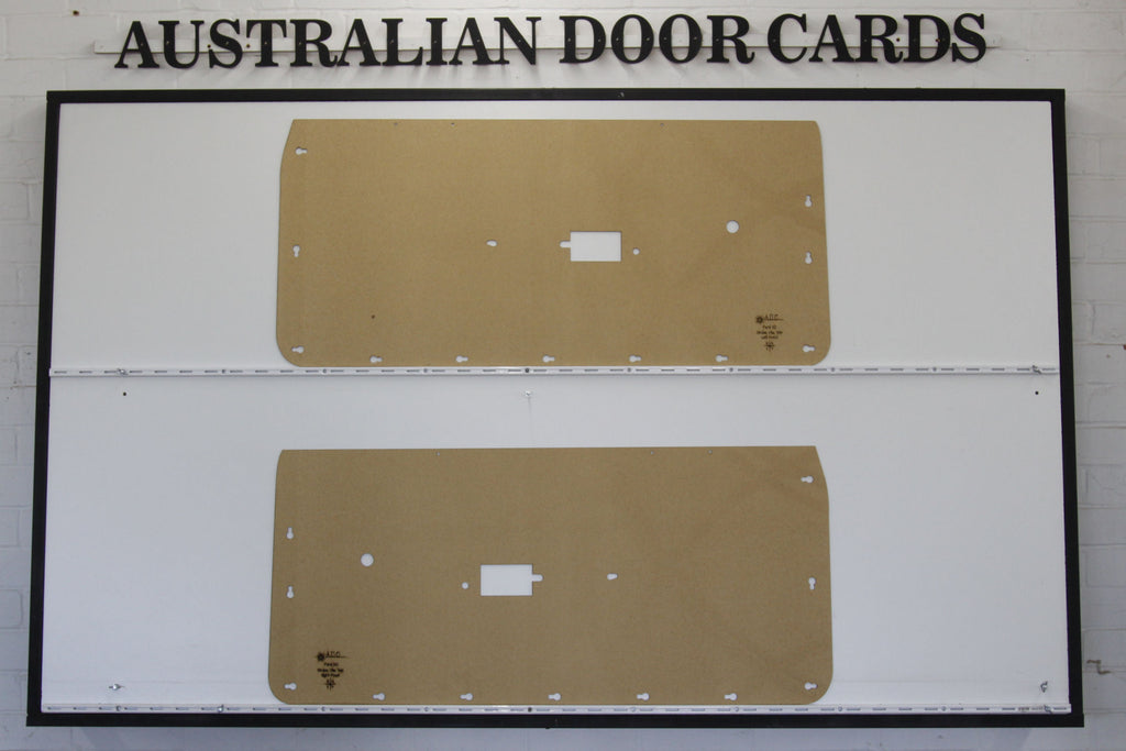 Ford Fairlane XC Door Cards Coupe, Ute, Hardtop, Panel Van