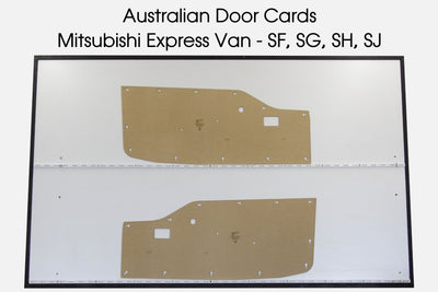 Mitsubishi Express Van Door Cards Suit SF SG SH SJ 1986-2013 L300