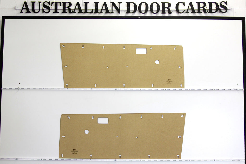 Suzuki Mighty Boy Door Front Cards - Ute Trim Panels