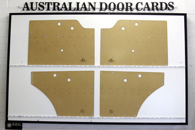 Holden FJ, FX Door Cards - Standard, Business & Special - Sedan, Wagon Trim Panels