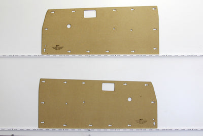 Toyota Hilux Door Cards 4th Generation Aug 1983  - Aug 1988 - Single & Dual Cab Ute 3/4 Height