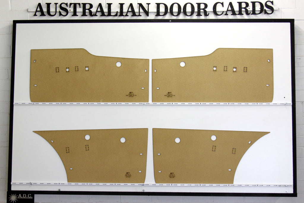Ford Falcon XK, XL Door Cards Sedan, Wagon