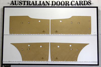 Ford Falcon XM, XP Door Cards Sedan/Wagon Trim Panels