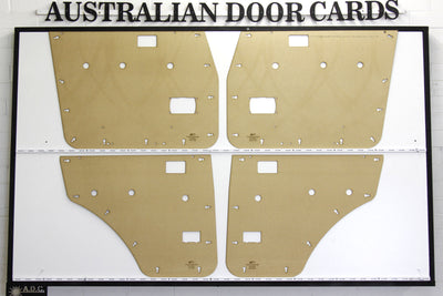 Toyota 60 Series Landcruiser Door Cards - Window Winder Models - Wagon