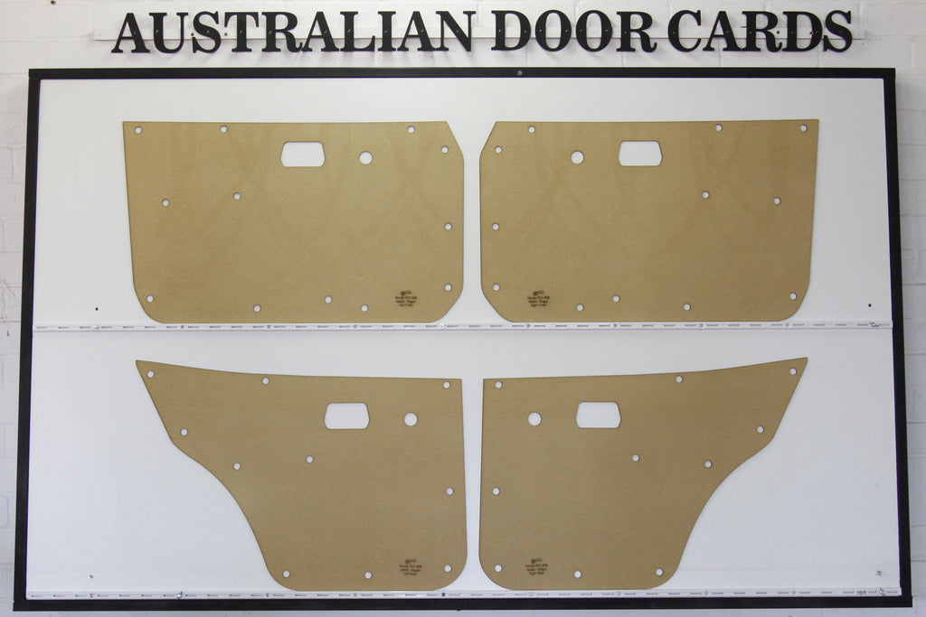Mazda RX3, 808 Door Cards Sedan, Wagon Trim Panels