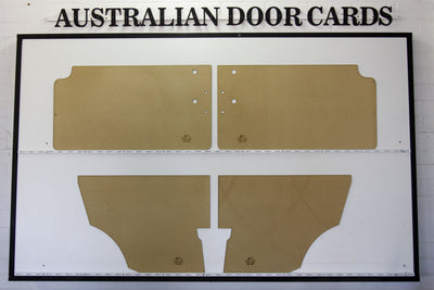 Australian Morris Mini MK1, MK2 Door Cards