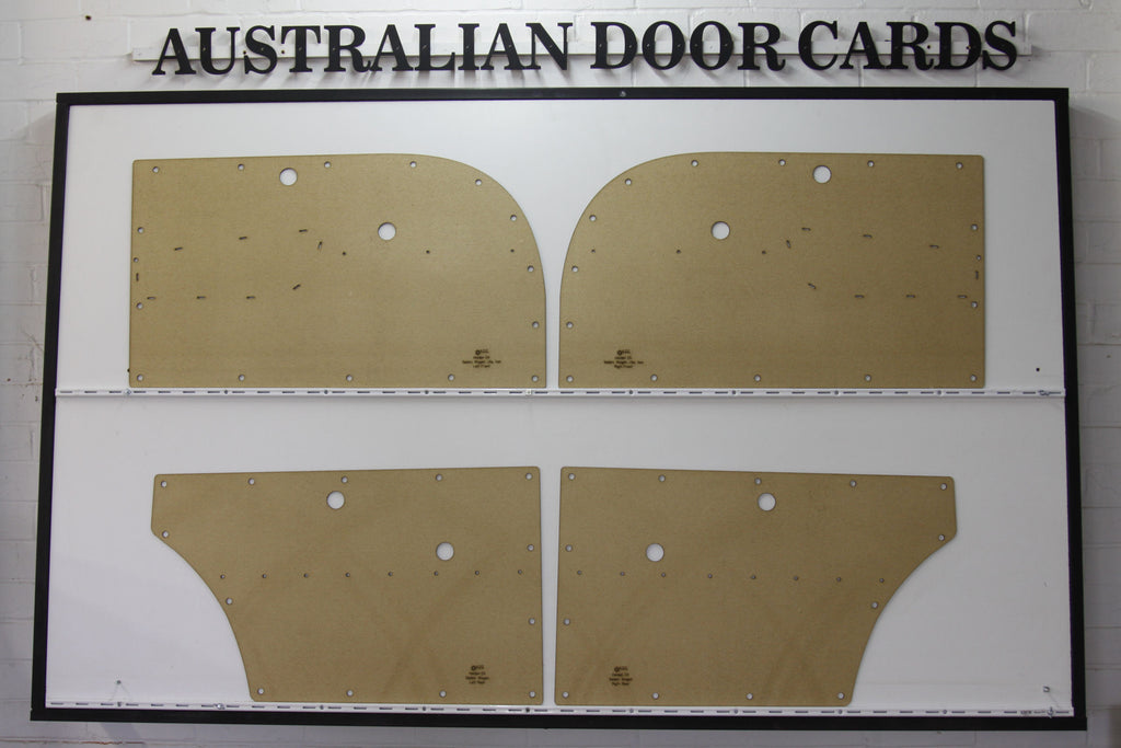 Holden EK Door Cards - Special & Standard Vehicles Sedan/Wagon Trim Panels