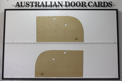 Holden EK Door Cards - Supports Special Strip Ute/Sedan/Wagon/Panel Van Trim Panels