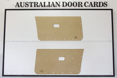 Ford Falcon XD, XE Electric Front Door Cards Ute, Sedan, Wagon, Van