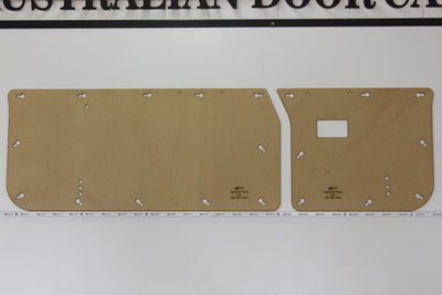 Nissan Patrol GQ / Ford Maverick Barn Doors 1987-1997 Door Cards - SUV Trim Panels