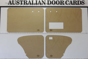 Volkswagen Beetle 1956 - 1966 Door Cards Pocket Optional - 2 Door Saloon