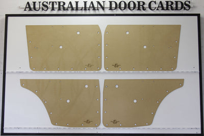 Datsun 1600 / Nissan 510 Door Cards - Sedan, Wagon Trim Panels
