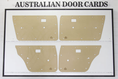 Holden Camira JB, JD, JE Door Cards Sedan/Wagon