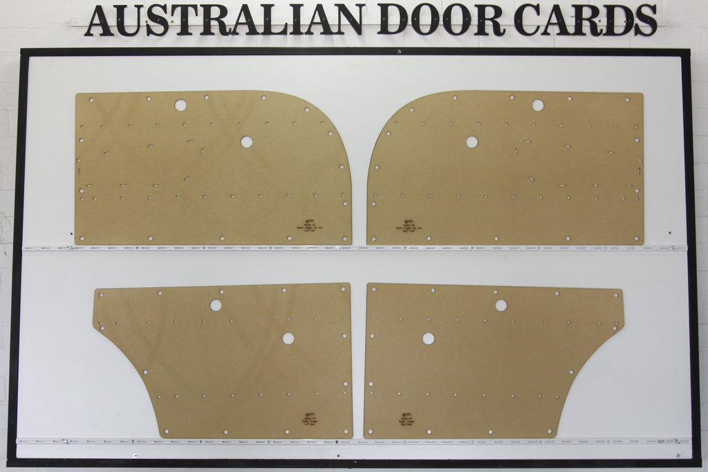 Holden FB Door Cards - Standard & Special Models Sedan/Wagon Trim Panels
