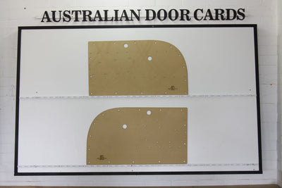 Holden FB Front Door Cards - Supports Special Models Ute/Sedan/Wagon/Panel Van Trim Panels