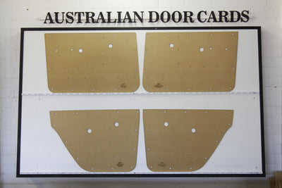 Holden HD Premier Door Cards Sedan, Wagon
