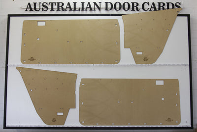 Ford Falcon, Fairmont XA, XB Door Cards Coupe/Hardtop Trim Panels
