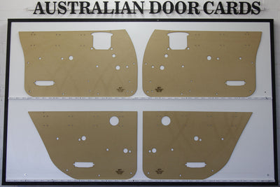 Holden WB Statesman Caprice Door Cards - Sedan Trim Panels