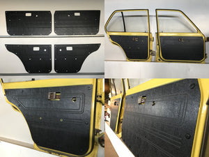 MAZDA 323 5-Door Hatch 77-80, Wagon 78-86 ABS Door Panels