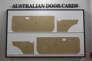 Madza 323 Door Cards - Coupe, Hatchback, Panel Van Trim Panels