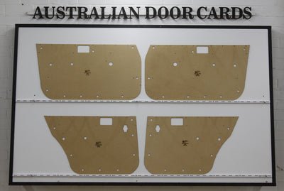 Madza 626 Door Cards - Sedan Trim Panels