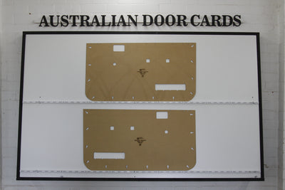 Mazda Bravo B2600 / Ford Courier PC, PD 1990-1998 Door Cards - Ute Trim Panels