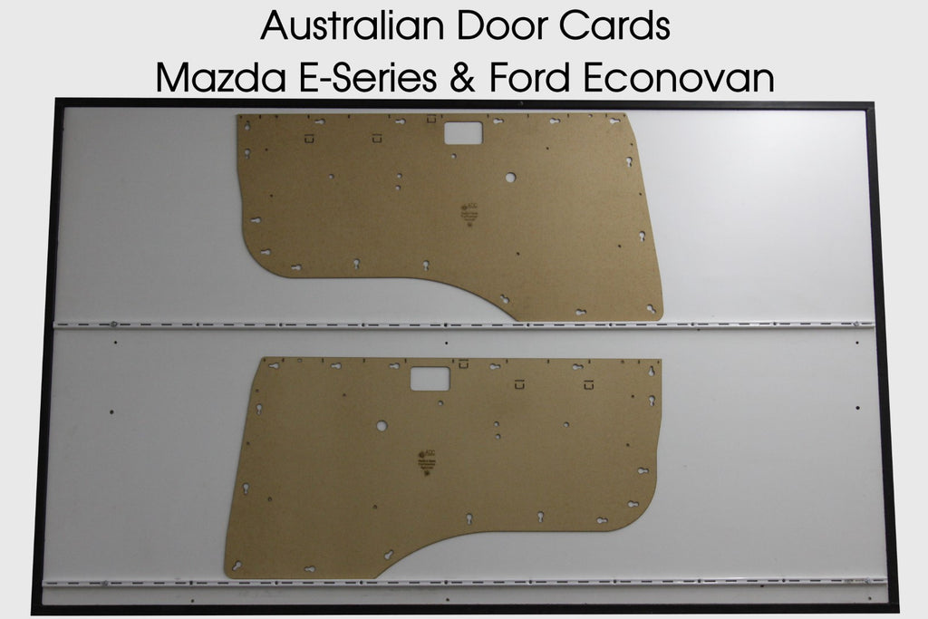 Mazda E-Series & Ford Econovan Door Cards. 1984-1999 Bongo Van